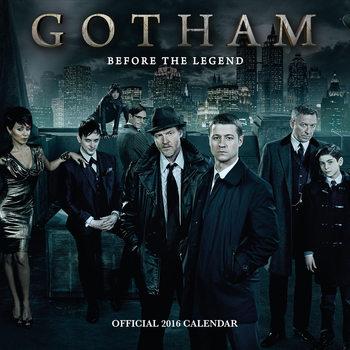 Kalenteri 2018 Gotham