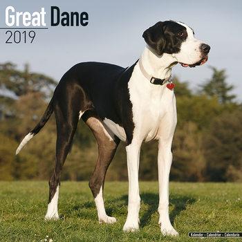 Kalenteri 2020  Great Dane