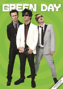 Kalenteri 2017 Green Day