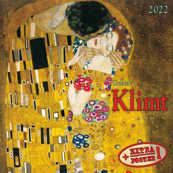 Kalenteri 2022 Gustav Klimt