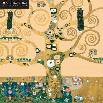 Kalenteri 2017 Gustav Klimt