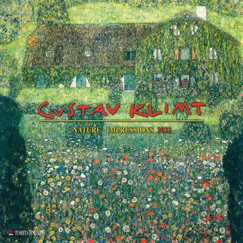 Kalenteri 2022 Gustav Klimt - Nature