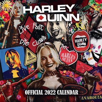 Kalenteri 2022 Harley Quinn