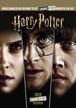Kalenteri 2019  Harry Potter