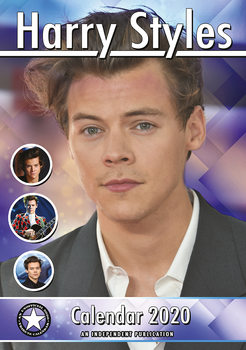 Kalenteri 2020  Harry Styles
