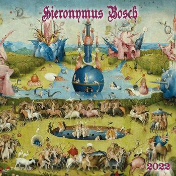 Kalenteri 2022 Hieronymus Bosch