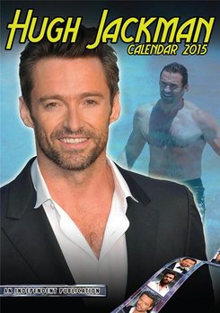 Kalenteri 2017 Hugh Jackman