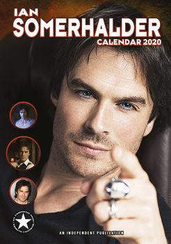 Kalenteri 2020  Ian Somerhalder