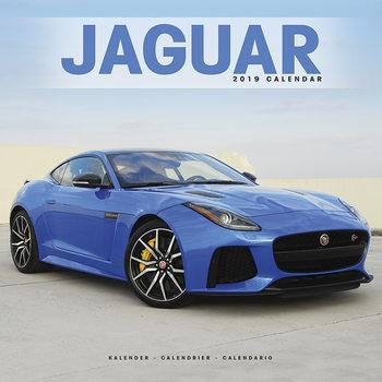Kalenteri 2019  Jaguar