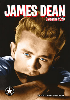 Kalenteri 2020  James Dean