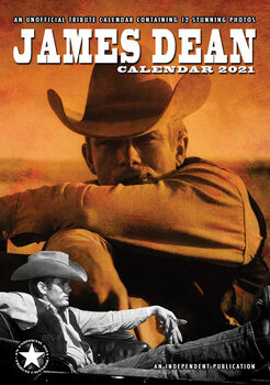 Kalenteri 2021 James Dean