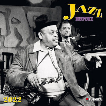 Kalenteri 2022 Jazz History