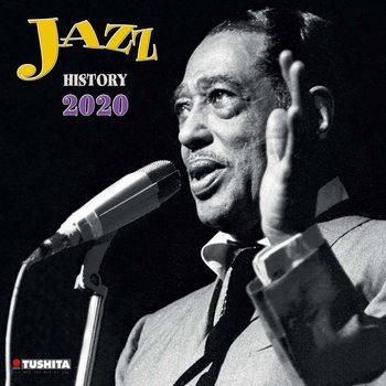 Kalenteri 2020  Jazz History
