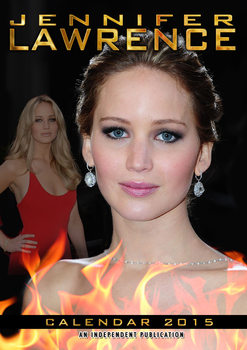 Kalenteri 2017 Jennifer Lawrence