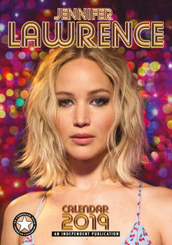 Kalenteri 2020  Jennifer Lawrence
