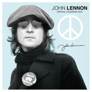 Kalenteri 2017 John Lennon