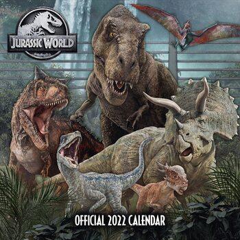 Kalenteri 2022 Jurassic World