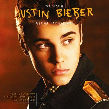 Kalenteri 2019  Justin Bieber
