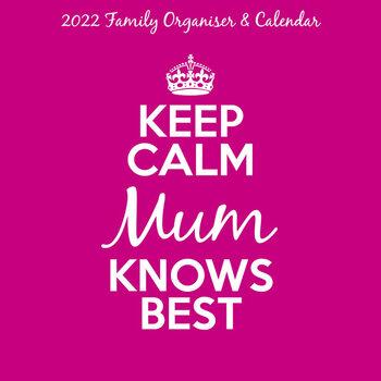 Kalenteri 2022 Keep Calm