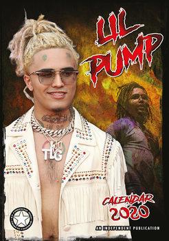 Kalenteri 2020 Lil Pump