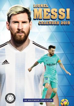 Kalenteri 2019  Lionel Messi