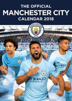 Kalenteri 2018 Manchester City