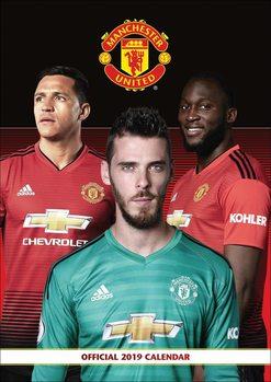 Kalenteri 2019  Manchester United