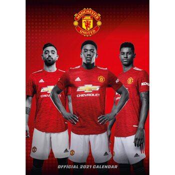 Kalenteri 2021 Manchester United