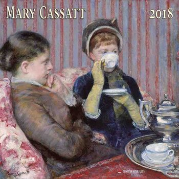 Kalenteri 2018 Mary Cassatt