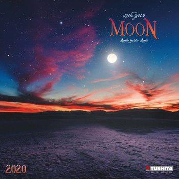 Kalenteri 2020  Moon, Good Moon