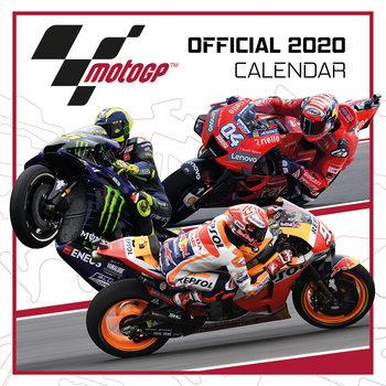 Kalenteri 2020  Moto GP