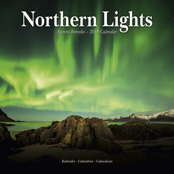 Kalenteri 2019  Northern Lights