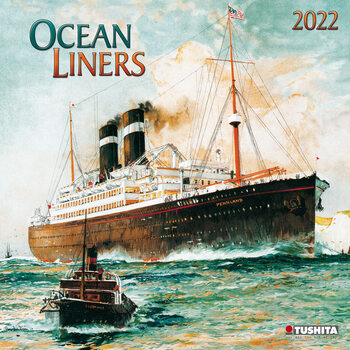Kalenteri 2022 Oceanliners