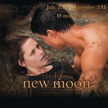 Kalenteri 2021 Official Calendar 2011 - TWILIGHT NEW MOON