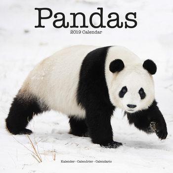 Kalenteri 2019  Pandas