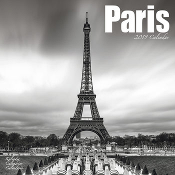 Kalenteri 2019  Paris