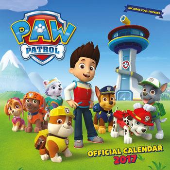 Kalenteri 2017 Paw Patrol