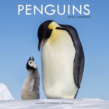 Kalenteri 2022 Penguins