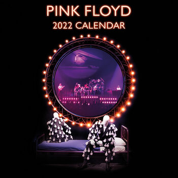 Kalenteri 2022 Pink Floyd