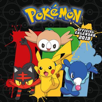 Kalenteri 2019  Pokemon