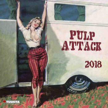 Kalenteri 2019  Pulp Attack
