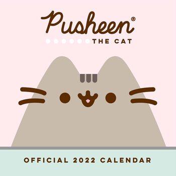 Kalenteri 2022 Pusheen