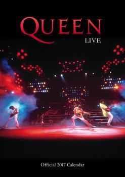 Kalenteri 2017 Queen