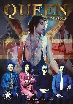 Kalenteri 2020  Queen