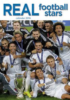 Kalenteri 2017 Real Madrid Football