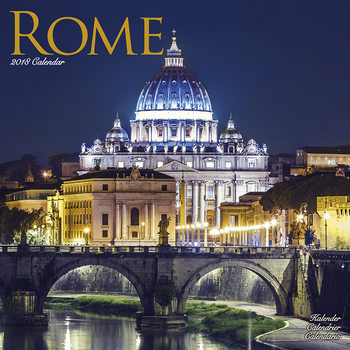 Kalenteri 2018 Rome