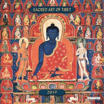 Kalenteri 2019  Sacred Art of Tibet