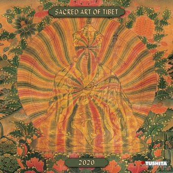 Kalenteri 2020  Sacred Art of Tibet
