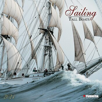 Kalenteri 2021 Sailing - Tall Boats