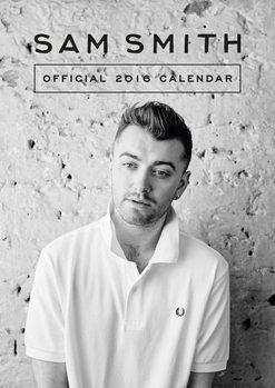 Kalenteri 2017 Sam Smith